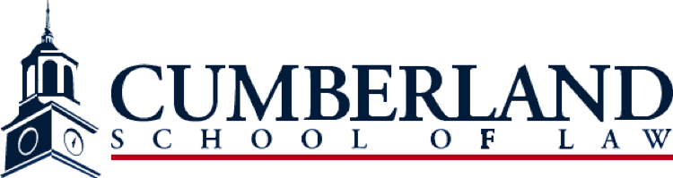 Cumberland school of law logo