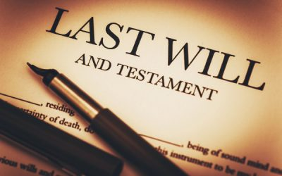 3 Reasons to Update Your Will During Divorce
